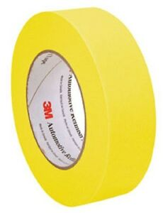 3m 06654 Automotive Refinish Masking Tape 36 Mm X 55m 1 Case 24pack