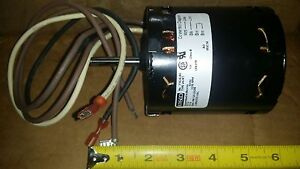 Fasco Motor 1 30 Hp 3200rpm 115 Volts 3 3 inch Diameter 1 2 Amp 115 Volt