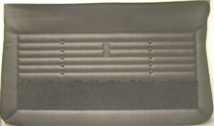 1965 Buick Skylark Gs Black Front Convertible Rear Door Panels Pui
