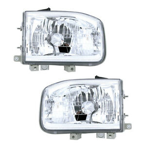 2000 Toyota Tundra Headlight Lens Replacement 2000 2004
