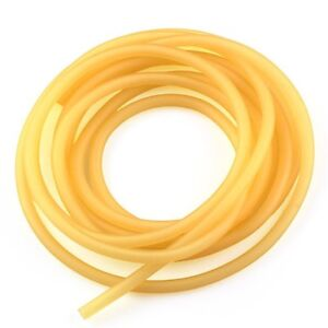 1 8 I d X 1 4 O d Natural Latex Rubber Tubing Sold By The Foot