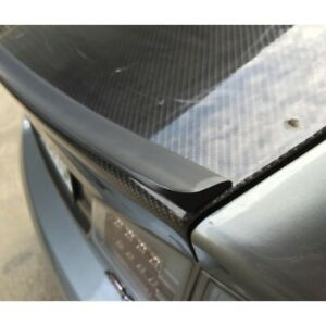 Flat Black 162 Sv Rear Trunk Lip Spoiler Wing For 96 01 Honda Civic Sedan Coupe
