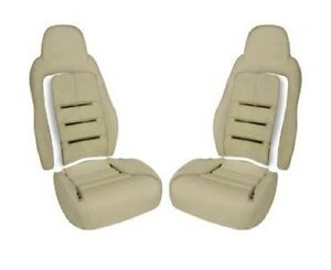 2005 2011 Corvette C6 Sport Seat Foam Set 6 Piece