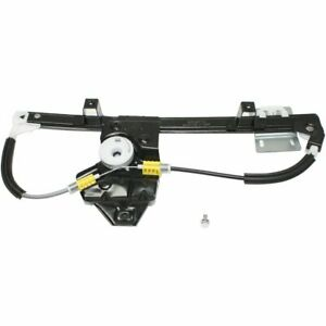 Power Window Regulator For 2002 2005 Land Rover Freelander Rear Rh
