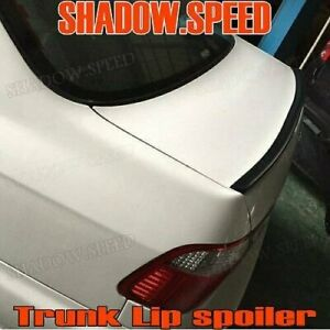 Stock 162 Sv Style Rear Trunk Lip Spoiler Wing For 1992 95 Honda Civic 2dr 4dr