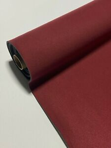 Burgundy Upholstery Auto Pro Headliner Fabric 3 16 Foam Backing 120 l X 60 w