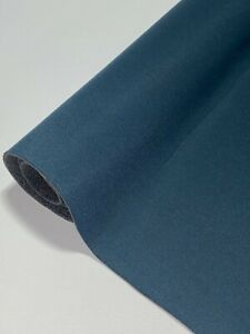 Navy Blue Upholstery Auto Pro Headliner Fabric 3 16 Foam Backing 120 L X 60 W