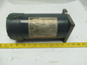 Magnetek 464ob 4 22323700 Variable Speed Dc Motor 1 2hp 37kw 1200rpm