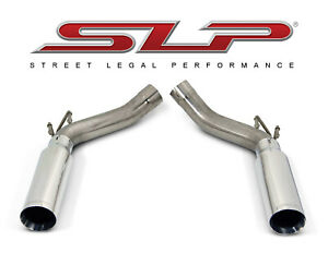 2010 2015 Camaro Ss V8 Loud Mouth Axle Back Exhaust With 4 Tips Slp 31211