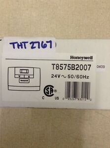 Honeywell Tht02767 Thermostat 24 Vac 2 Or 4 Pipe Applications 3 Fan Speed
