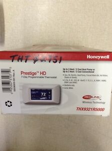 Honeywell Tht02751 Thermostat
