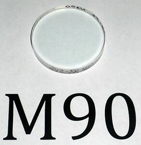 Excimer Laser High reflector Curved Mirror For 248 Nm m90