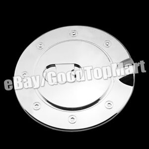 For Dodge Ram 1500 2500 3500 2002 2004 2005 2006 2007 2008 Chrome Gas Door Cover