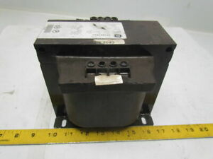 General Electric 9t58k2814 Transformer Dry Type2 Kva 240 480 Pri 120 240 Sec 1ph