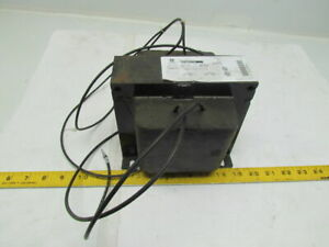 General Electric 9t58k4175 Transformer Dry Type1 5 Kva 208v Pri 82v Sec 1ph