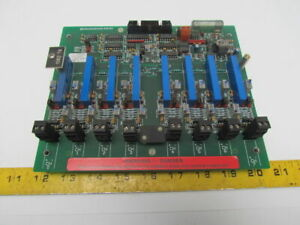 Analog Devices Stb tci Stbtci Thermocouple Panel Circuit Board 8 input Stbtci