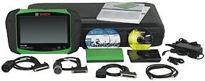 Otc Bosch Esi Hd Truck Multi Brand Diagnostic Scan Tool Kit With Tablet 3824