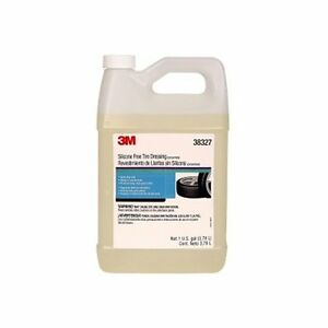 3 m 38327 Detailing Products Silicone Free Tire Dressing tire Shine 1 Gallon