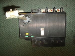 Merlin Gerin In630 Disconnect Switch N 9842 4 630a 240 415 440 525 690v Used