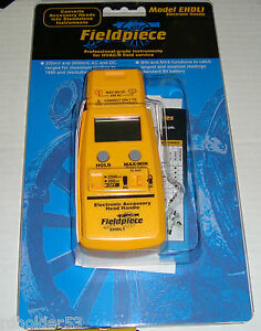 Fieldpiece Ehdl1 Convert Accessory Head Instrument New