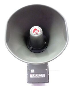 Federal Signal Speaker Fire Alarm Signal Device Am302 30 Watts 25 Or 70 Vrms