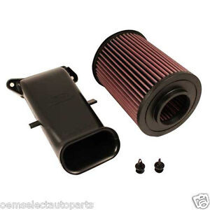 New Oem 13 14 Ford Racing Focus St High Flow Cold Air Intake Snorkel Tube Duct