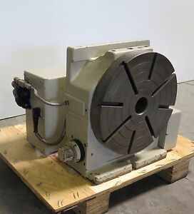 Cincinnati Milacron Sabre Model Dl 12 b 12 Cnc Indexer Rotary Table