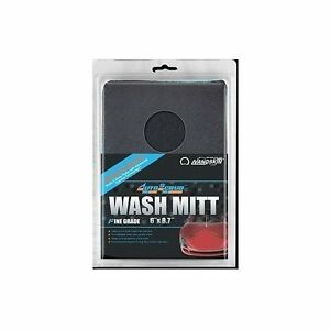 Nanoskin 8130722 Fine Wash Mitt Clay Bar Alternative Remove Paint Overspray