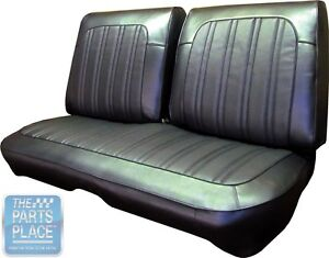 1974 Charger Lagoon Blue Front Bench Seat Covers And Hardtop Rear Pui