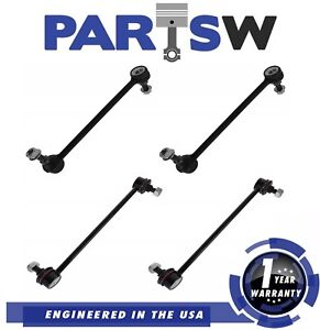 4 New Front Rear Sway Bar Links Kit For Toyota Camry Avalon Lexus Es330 Rx350