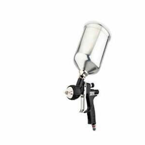 Devilbiss Prolite Spray Gun 703566 Tekna 1 2 1 3 1 4mm With 900cc Aluminum Cup