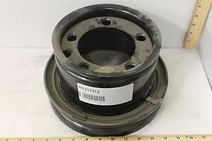 New Oem Hyster wheel Half 291912 New Old Stock Forklift Parts