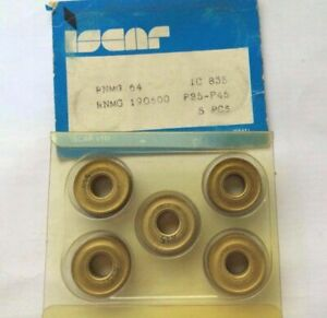 Iscar Rnmg 64 Ic 835 190600 P25 P45 Carbide 5 Inserts Lathe Turning Tools Gold