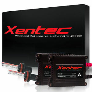 Xentec 55w Hid Kit Xenon Light Digital Metal Ac H1 9005 9006 H11 H13 9012 9007