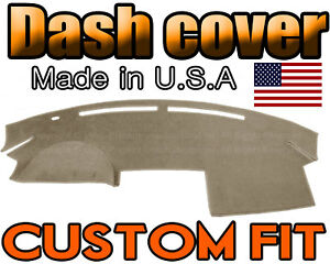 Fits 2005 2006 Nissan Altima Dash Cover Mat Dashboard Pad Beige
