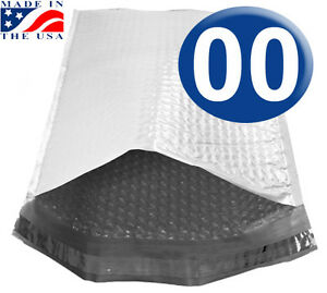 Size 00 5x10 Poly Bubble Mailers 250 250 500 Qty Value Pack Save Big