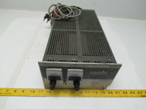 Lambda Electronics Lk 343a Fm Regulated 36v Dc Power Supply