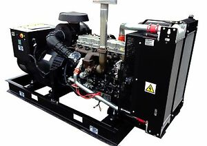 175 Kw Diesel Generator Perkins Stationary Use