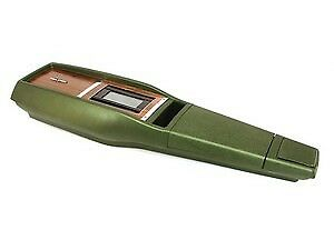 1969 Camaro Console Assembled W pg Oe Quality Dark Green
