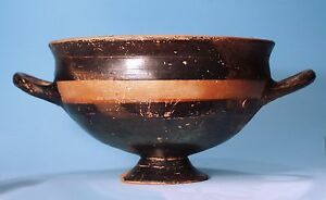 Ionian Greek Kylix Ancient Art Antiquities