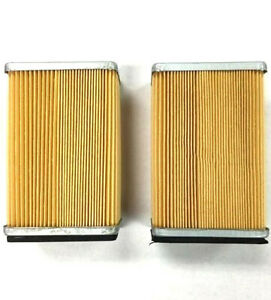 Curtis E 57 Intake Air Filter Element 70153 66142 Or 26015540300 2 Pack
