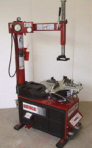 Remanufactured Coats 5060ax Tire Changer With Warranty