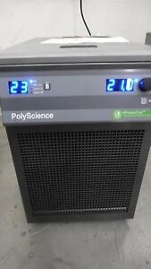 Polyscience Wintercool Refrigerated Recirculating Chiller 6350tb1sp30e