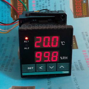 Digital Temperature Controller And Humidity Control Controller sensor 110v 220v