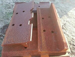 Cat Caterpillar D8k D8h Bulldozer Dozer Track Shoes Pads 7s 9093