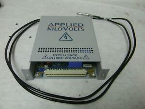 Applied Kilovolts Ms009mzz070 Input 24v 1 2a Power Supply
