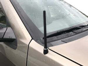 Antenna Mast Black For Jeep Grand Cherokee 2005 2010 7 Inch New