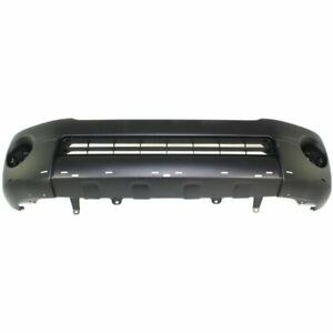 Front Bumper Cover For 2005 11 Toyota Tacoma X runner W spoiler Txtrd paintable