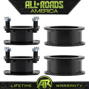3 Front 2 5 Rear Full Leveling Lift Kit 05 10 Jeep Wk Grand Cherokee 4wd 2wd