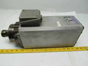 Pds Colombo Rv110 2 High Speed Spindle Collet Motor 10 2hp 220 380v Cnc 18000rpm